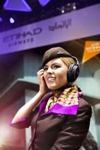 Sennheiser Middle East Announce Etihad Airways Partnership (PRNewsfoto/Sennheiser Middle East)