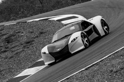TOMAHAWK Sports Car (CNW Group/Dubuc Motors)