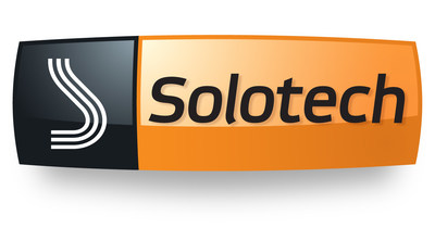 Logo: Solotech (CNW Group/Solotech)