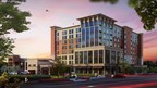 Homewood Suites by Hilton Greenville Downtown Celebrates Topping Off