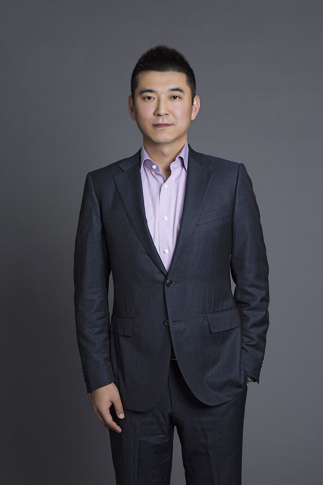 Will Jiang - Founding Partner of N5Capital (PRNewsfoto/N5Capital)
