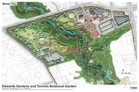 Toronto Botanical Garden and Edwards Gardens Master Plan 2018 by Forrec Inc. (CNW Group/Toronto Botanical Garden)