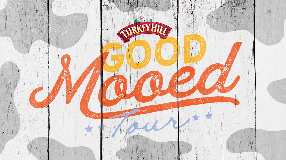 Turkey Hill's Good Mooed Tour is the company's biggest — and longest — journey yet. Kicking off in May, the tour schedule includes stops in Chicago, Detroit, St. Louis, Memphis, and Nashville (and several places in between) before wrapping up in late December.
