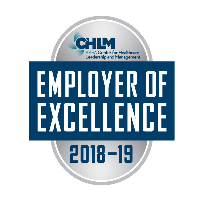 The Employer of Excellence Award program showcases hospitals and health systems that have implemented practices that create positive work environments for PAs and encourage collaborative provider teams.