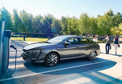 The 2018 Honda Clarity Electric goes on Sale May 10