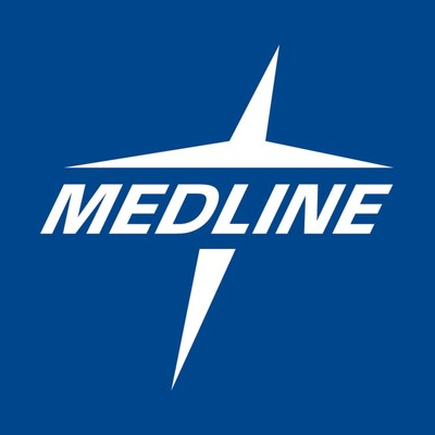 Medline Logo (PRNewsfoto/Medline)