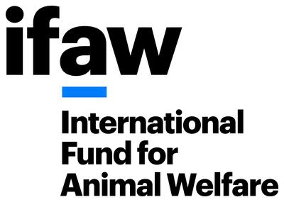 IFAW Logo (PRNewsfoto/International Fund for Animal W)
