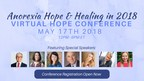 Eating Disorder Hope Holds Virtual Conference May 17th to Present Information on Eating Disorder Treatment
