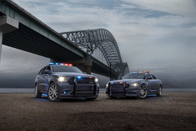 Dodge Durango Pursuit Fights Crime With HEMI V8 Power