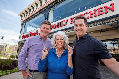 Paula Deen's Family Kitchen announced today they will be opening a new location at OWA in Foley, Alabama.