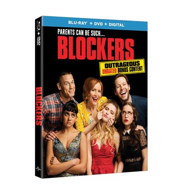 From Universal Pictures Home Entertainment: Blockers