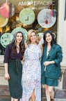 AmorePacific x Marie Claire Global Beauty Panels: Jenn Goldstein, Marie Claire Beauty Director; Jessica Hanson, President of AmorePacific US; Charlotte Cho, Cofounder and Chief Curator of Soko Glam