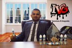 CEO of I VG Premium E-Liquids with the Best Sweet of the Year Award (PRNewsfoto/I VG Premium E-Liquids)