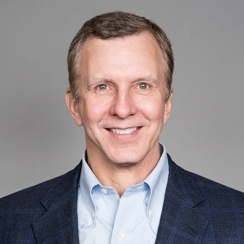 Jim Corey, Managing Partner of Blue Ridge Partners