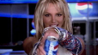 "Britney Spears in ""This Is the Pepsi"" 2018 Pepsi Generations TV advertisement"