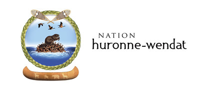 Logo : Nation huronne-wendat (Groupe CNW/Conseil de la Nation huronne-wendat)