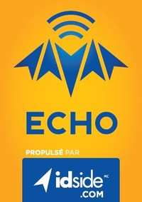 Logo : ECHO (Groupe CNW/Idside)