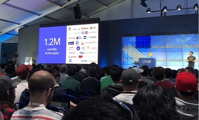 Meitu attends the Google I/O event