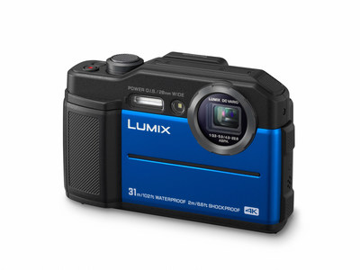 New LUMIX TS7 with LVF, Wi-Fi� and 4K Video and 4K Photo