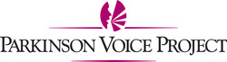Parkinson Voice Project logo