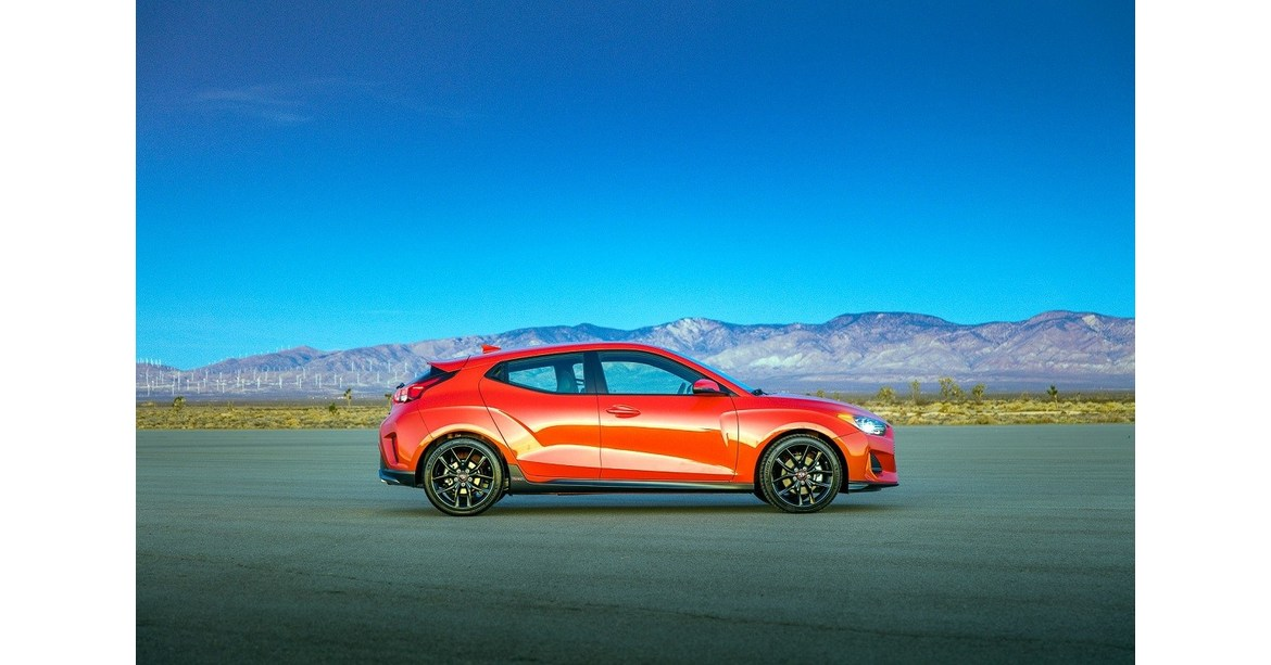 Hyundai introduces all new 2019 veloster and veloster turbo for Hyundai motor finance usa