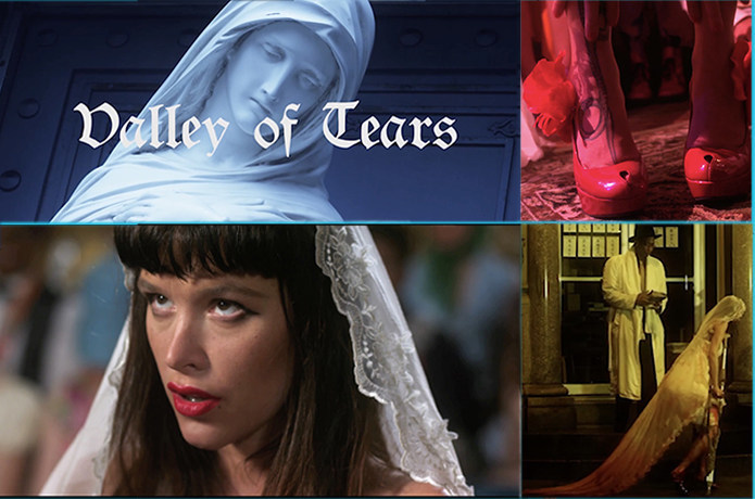 """Paz De La Huerta's ""Valley of Tears"""