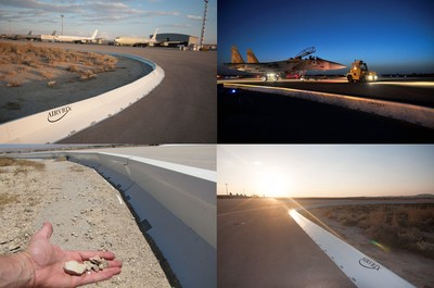 Israeli Air Force Improves Runway Safety by Installing Airvrix FOD Barrier(TM)