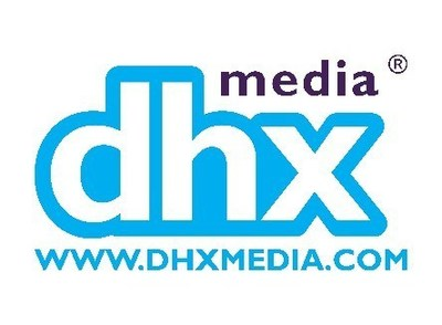 Logo: DHX Media Ltd. (CNW Group/DHX Media Ltd.) (CNW Group/DHX Media Ltd.)