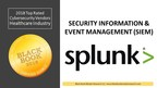 Splunk Ranks Top in SIEM Solutions, 2018 Black Book Market Research Cybersecurity User Survey