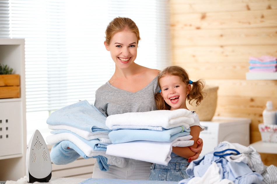 The pay level for a full-time housekeeper/nanny has seen a rise of 36.36% over two years - Image Credit - Evgeny Atamanenko (PRNewsfoto/Greycoat Lumleys)