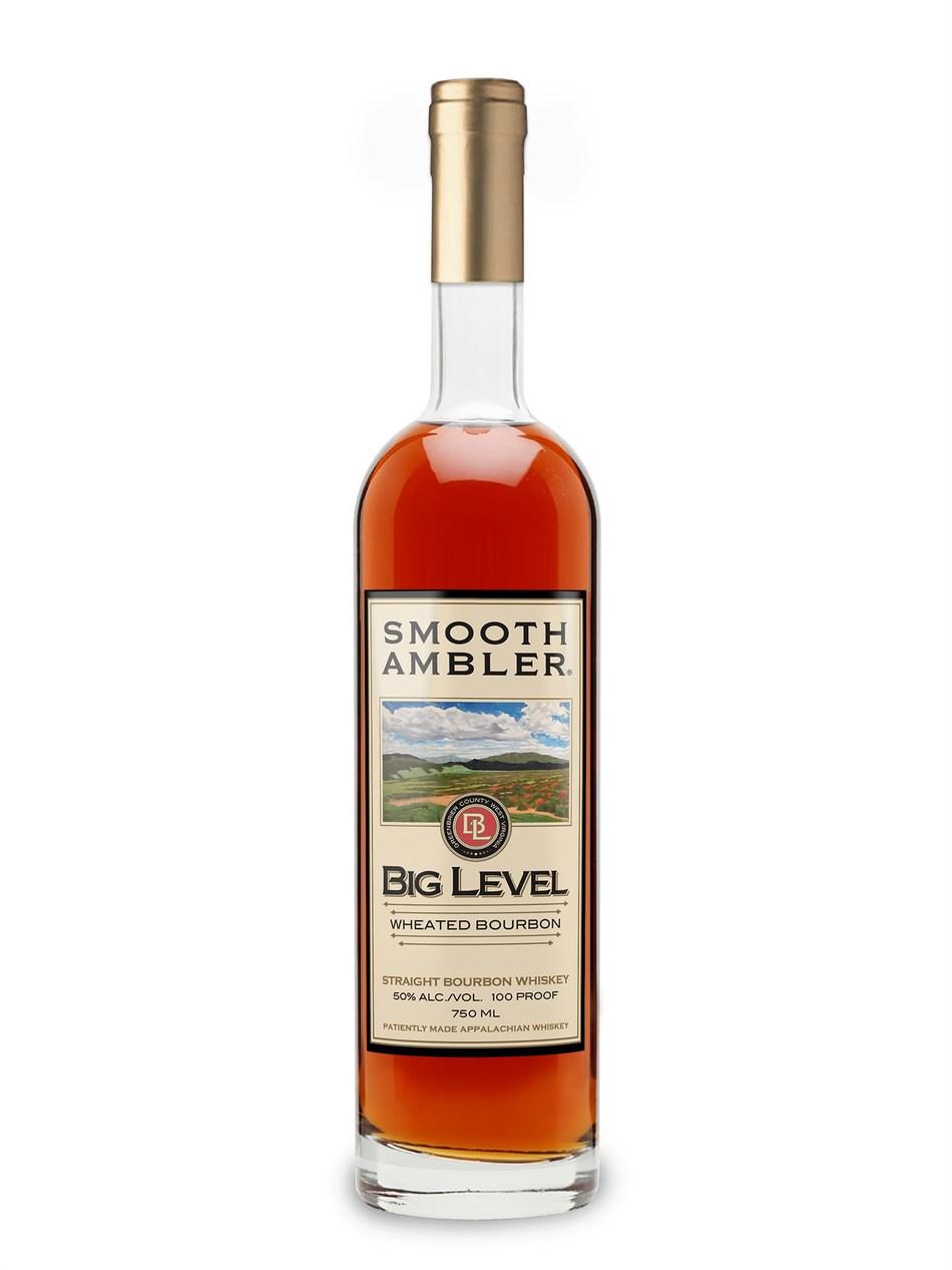 "Smooth Ambler ""Big Level"" Wheated Bourbon"