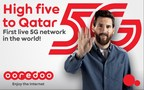 First live 5G network in the world