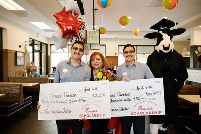 Chick-fil-A is helping more than 5,700 Team Members pay for college in 2018.