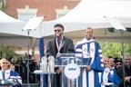 Chadwick Boseman Inspires Graduates During Howard University's 2018 Commencement Ceremony