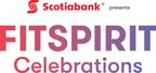 Scotiabank presents FitSpirit Celebrations (CNW Group/Scotiabank)