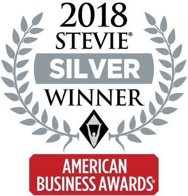 Silver Stevie Award