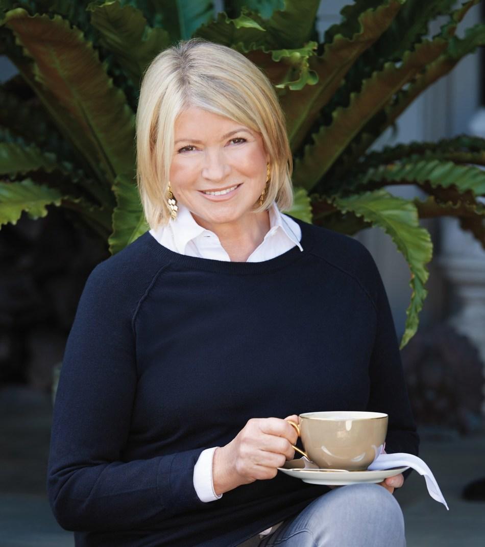 Martha Stewart Photo Credit: Courtesy of QVC