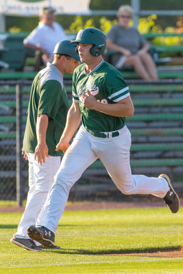 Delta State senior infielder Zach Shannon, one of the most feared hitters in college baseball and a finalist for the 2018 C Spire Ferriss Trophy honoring the top player in Mississippi, has a .425 batting average with 29 home runs, 86 RBIs and a .989 slugging percentage this season.