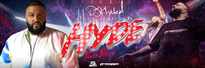 Hyde Power Potion Official Energy Drink of DJ Khaled