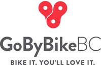 GoByBike BC! It's Bike to Work & School Week May 28 - June 3, 2018! Register at www.biketowork.ca for a chance to win great prizes, including a trip to Portugal or a $250 gift card to the shop of your choice. It's FREE and FUN! (CNW Group/GoByBike BC Society)