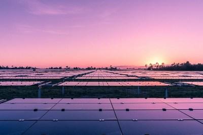 NEXTracker NX Horizon and First Solar Series 4 on Kidston Solar Farm, Australia.
