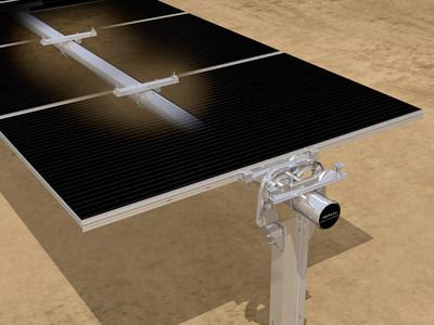 NEXTracker NX Horizon and First Solar Series 6.