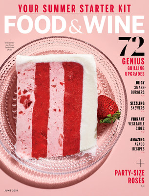 Food & Wine, June 2018