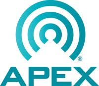 Apex CoVantage Content and Media Solutions Logo (PRNewsfoto/Apex CoVantage)