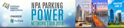 NPA Announces Parking Power Network Tour Sponsored by NuPark