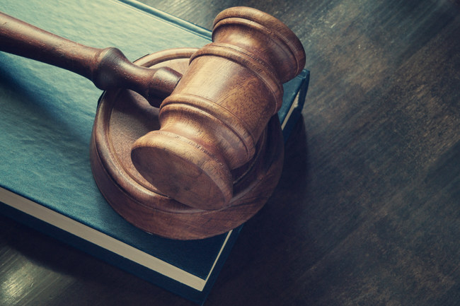 Legal Proceedings Underway