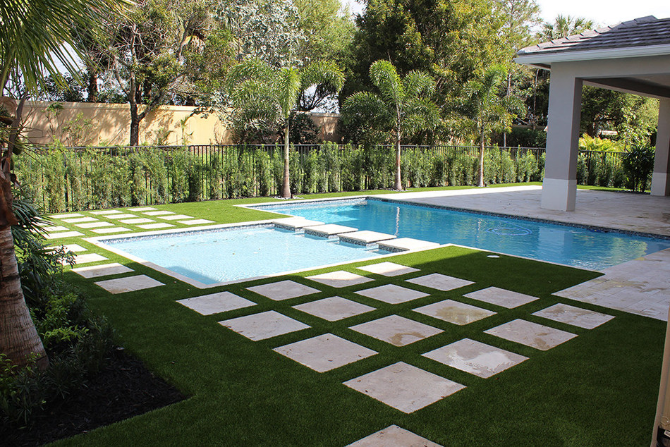 Installation by Turf Concepts Unlimited Inc.