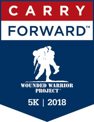 Wounded Warrior Project (WWP) is excited to announce the launch of its Carry Forward™ 5K series to engage supporters nationwide. Carry Forward will challenge individuals and squads to test their strength and stamina with three levels of participation.