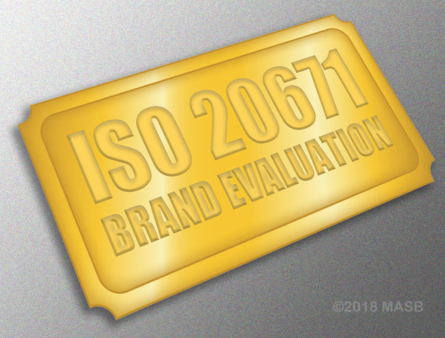 """New global standard ISO 20671 is a """"Golden Ticket"""" for marketers"""