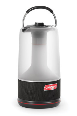 New Coleman Lantern Brings Sound and Light Together at Campsites